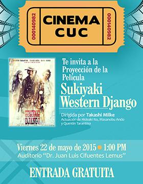 cartel informativo del evento