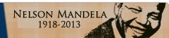 Ilustración en honor a Nelson Mandela