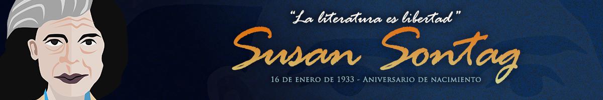Hoy se cumple el 83 aniversario de su natalicio. Conoce mas de Susan Sontag.