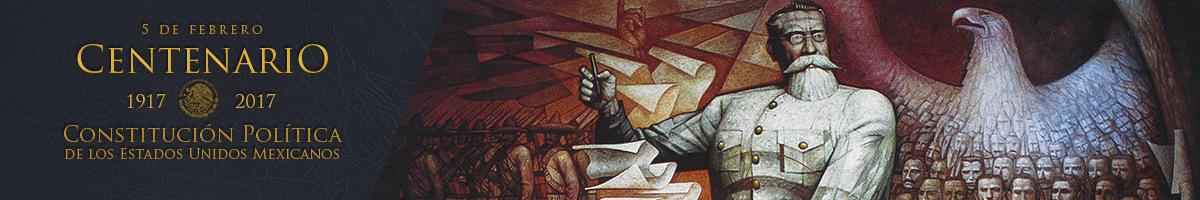 Detalle del Mural  Detalle del mural de DON VENUSTANO CARRANZA Y LA CONSTITUCION DE 1917 de Jorge González Camarena