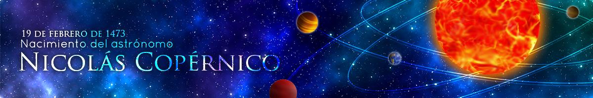 Una representación del sistema solar. Enlace al artículo conmemorativo