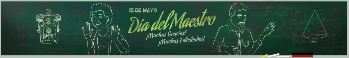 Primer centenario de la celebración del Día del Maestro.