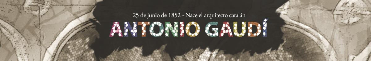 El uso de pedazos de mosaicos cerámicos es una de las características de la obra de Gaudi