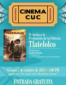 Cartel de la película: Tlatelolco