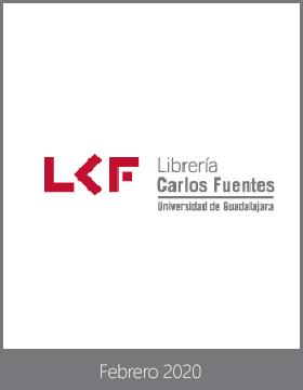 Programación de actividades de la Librería Carlos Fuentes del mes de febrero.