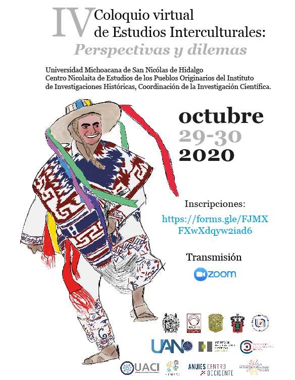 IV Coloquio virtual de Estudios Interculturales