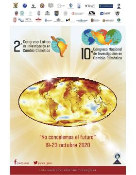 10° Congreso Nacional de Investigación en Cambio Climático y 2° Congreso Latino de Investigación en Cambio Climático