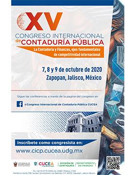 XV Congreso Internacional de Contaduría Pública