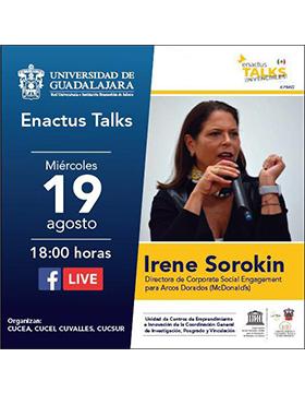 Enactus Talks