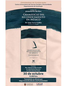 Presentación del libro: Gramáticas del reconocimiento en México