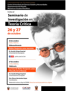 Seminario de Investigación en Teoría Crítica