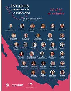 Coloquio: Los ESTADOS reconstruyendo el tejido social