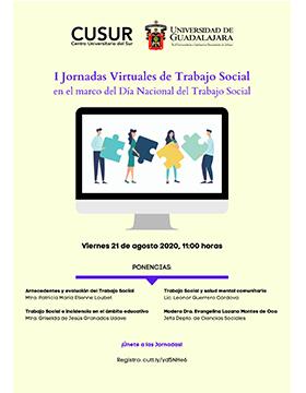I Jornadas Virtuales de Trabajo Social