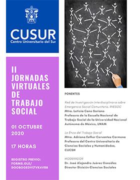 II Jornadas Virtuales de Trabajo Social
