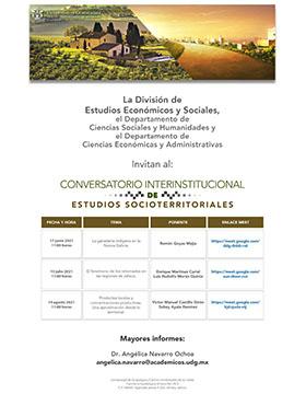 Conversatorio Interinstitucional de Estudios Socioterritoriales