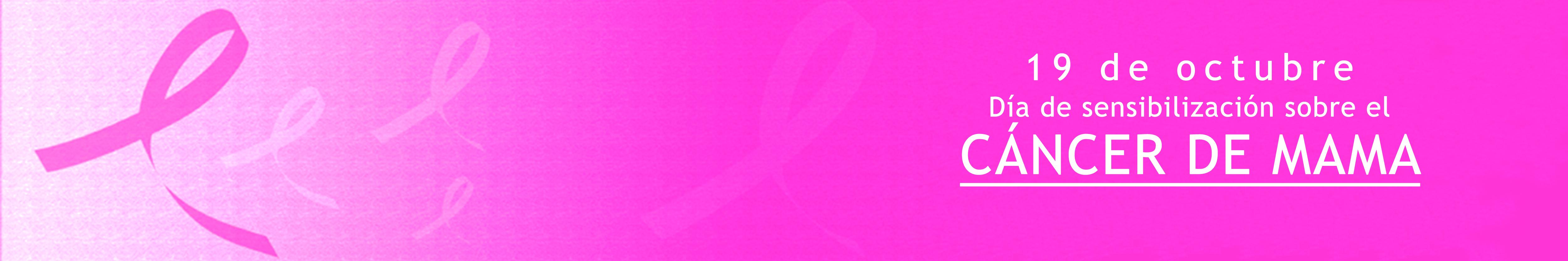 El color rosa se ha adoptado como un símbolo para solidarse con los pacientes de cáncer