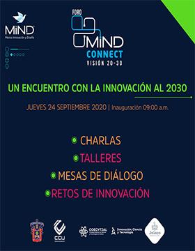 Foro MIND Connect: Visión 20-30