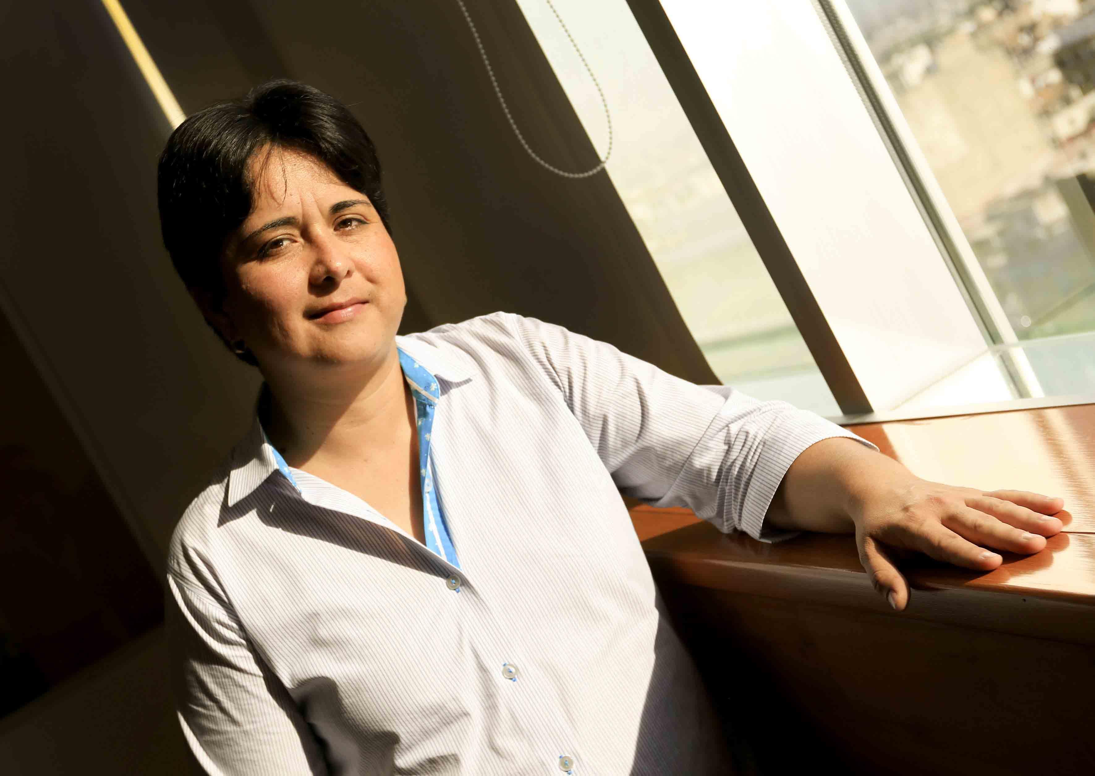 Dra. Alma Yolanda Alanís García, investigadora del CUCEI
