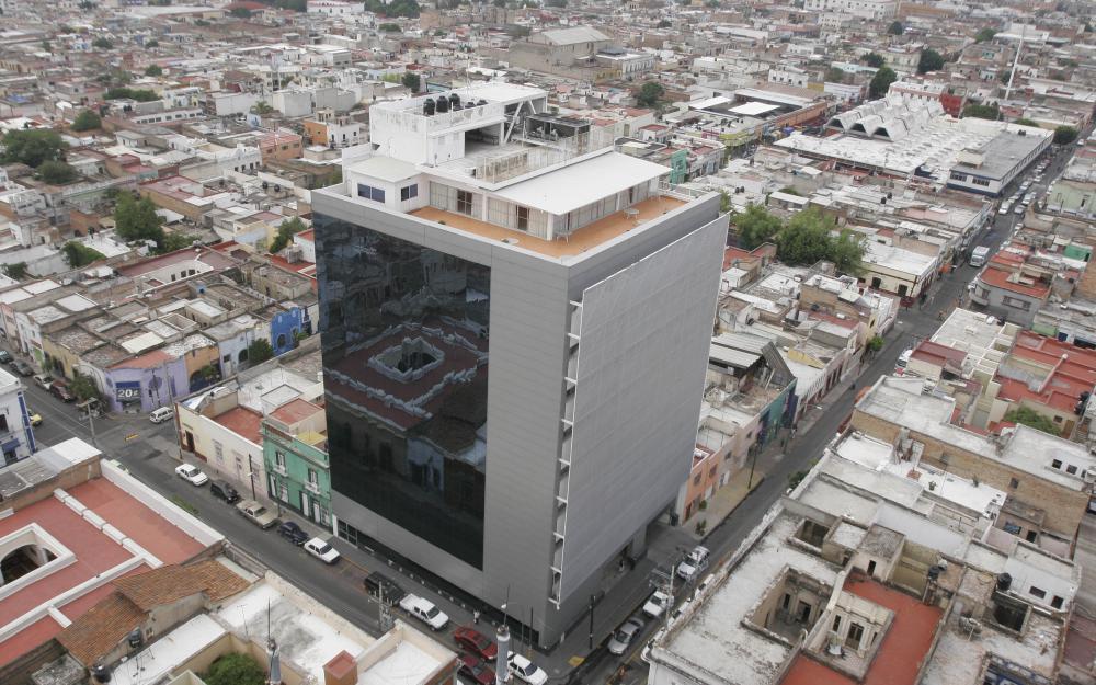 Edificio de Sistema de Educación Media Superior (SEMS)