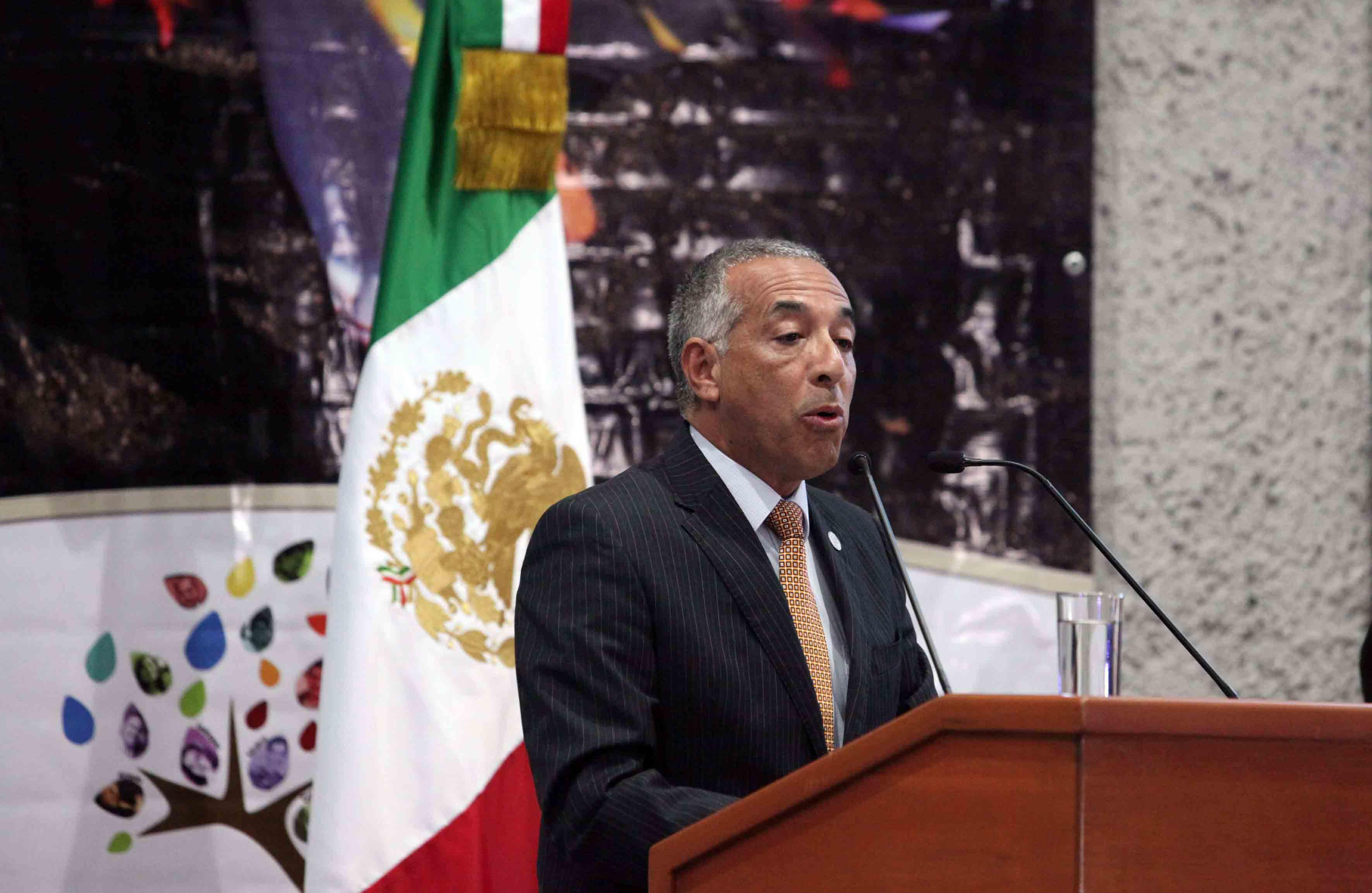 Palabras del maestro Ricardo Xicoténcatl García Cauzor, Rector del CUSur, durante su segundo informe de actividades 2014-2015.