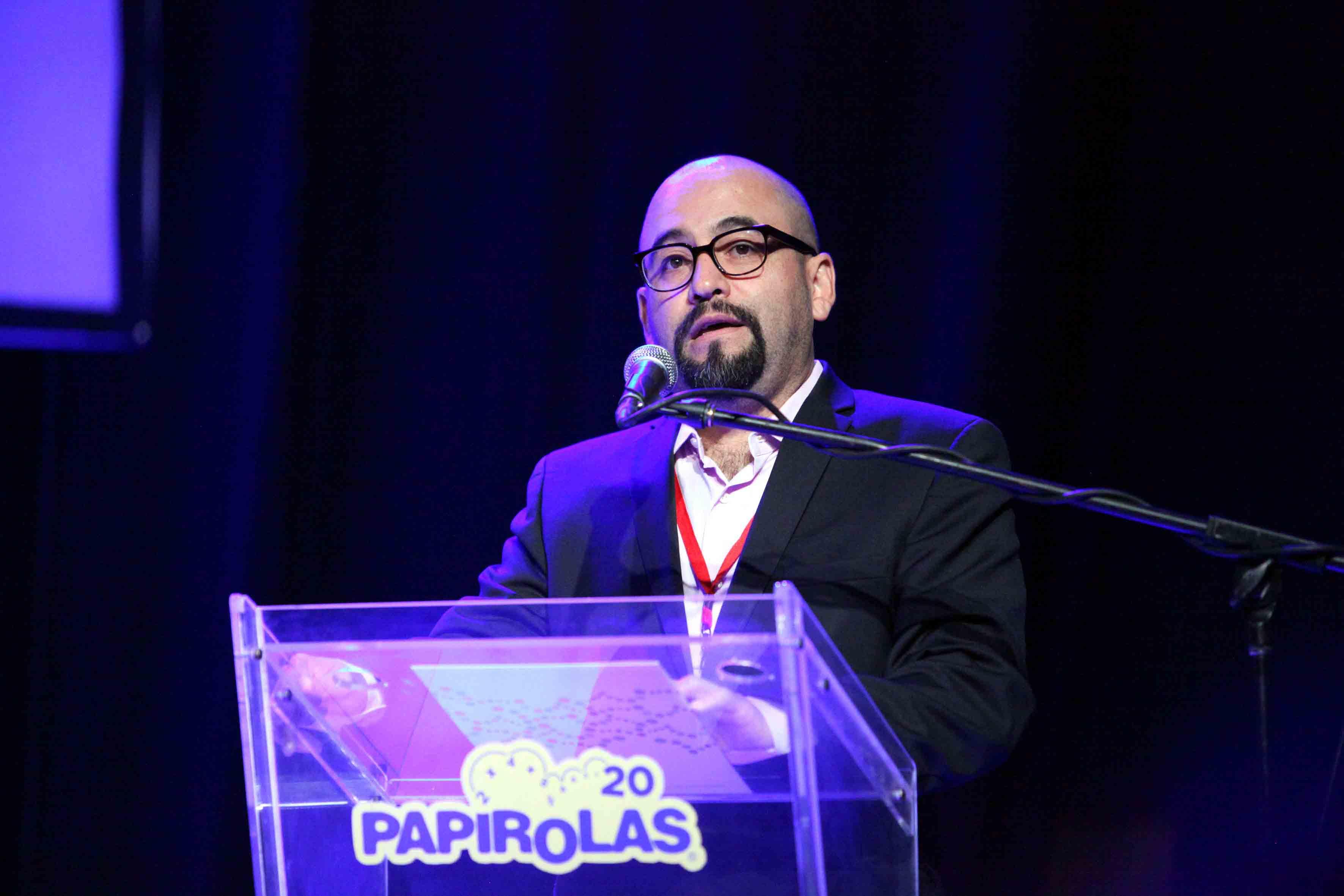 Ángel Igor Lozada Rivera Melo, secretario de Vinculación y Difusión Cultural de la UdeG