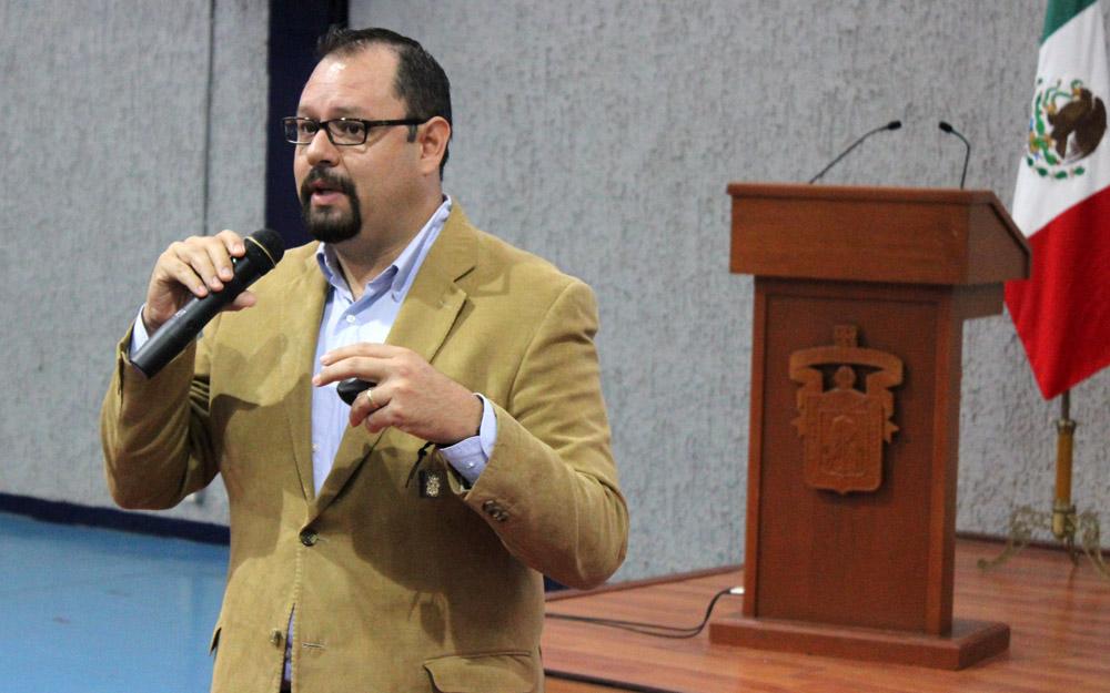Panelista de la Expo Agronegocios 2015