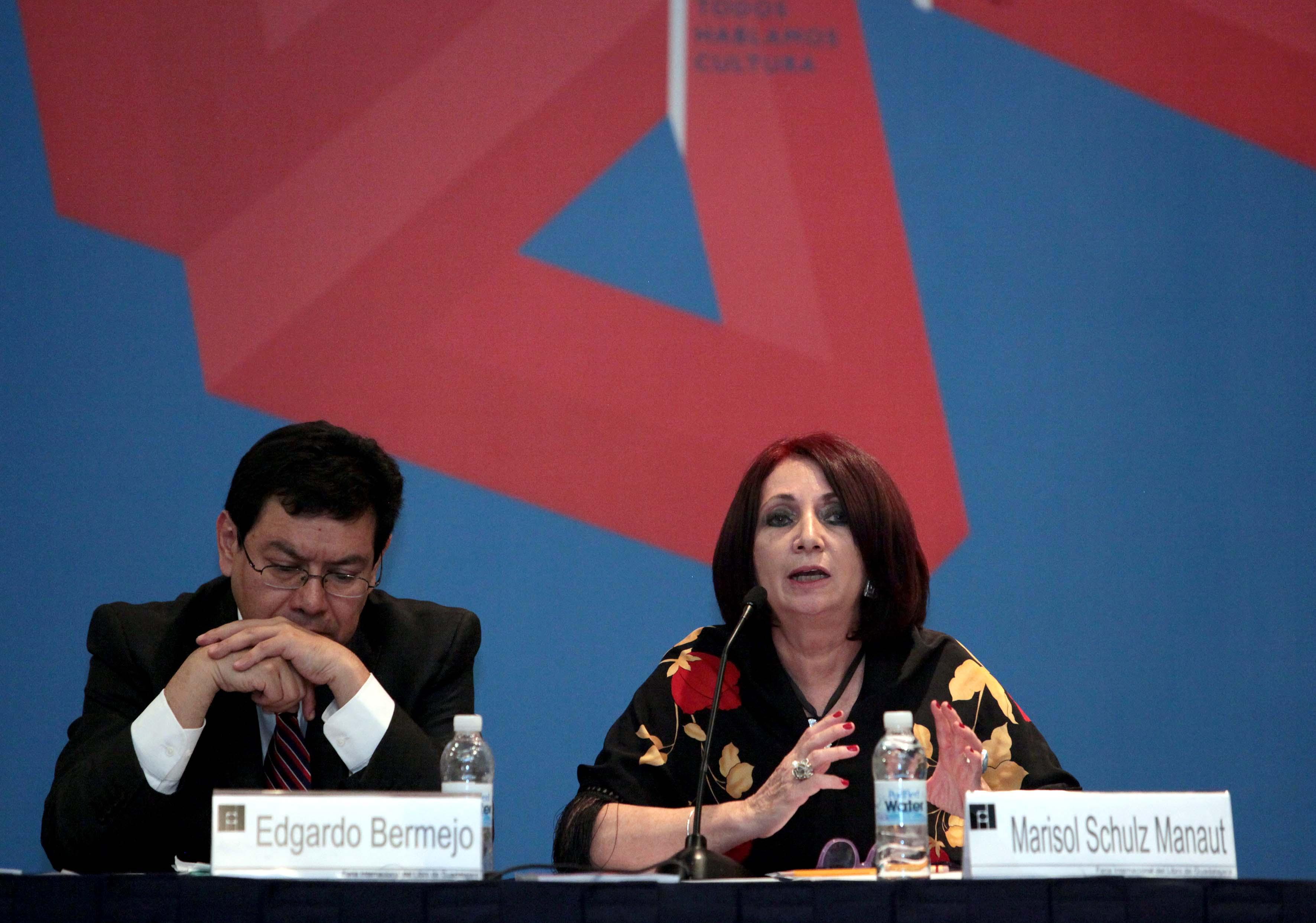 Marisol Schulz Manaut, parte del presidium