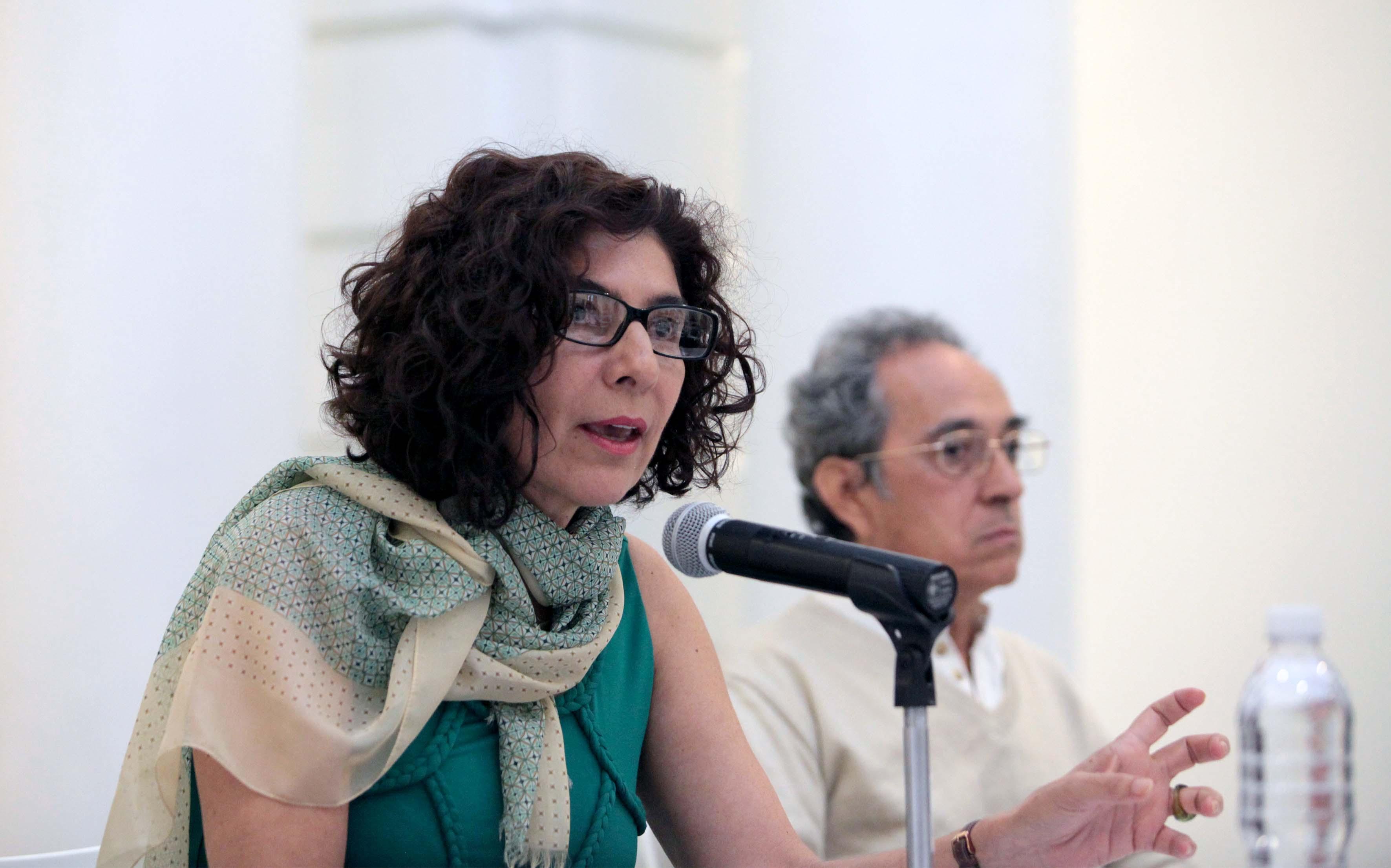 Maribel Arteaga Garibay, directora del  Museo de las Artes (MUSA) de la Universidad de Guadalajara.