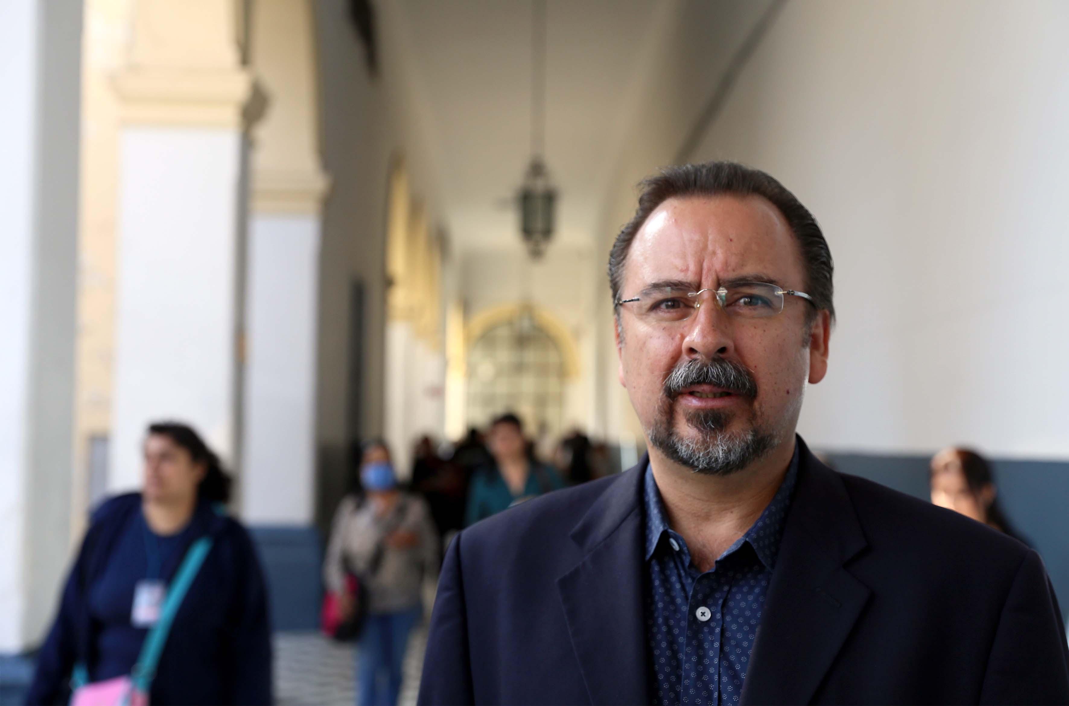 """Dr. Carlos Cuevas de Alba, encargado del Servicio de Ortopedia Pediátrica del Hospital Civil """"Fray Antonio Alcalde"""""""