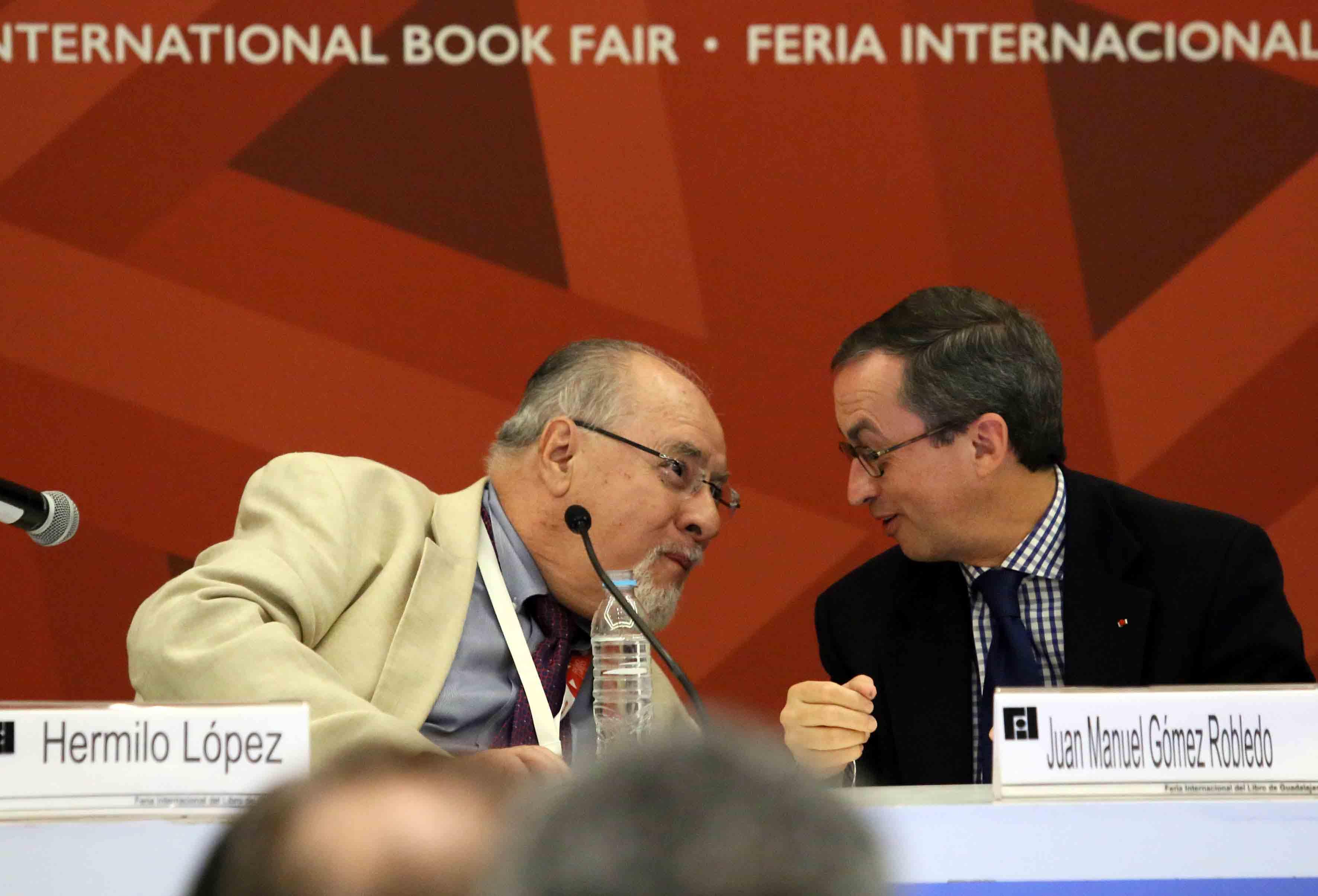 Hermilo López-Bassols y Juan Manuel Gómez Robledo Verduzco, embajadores