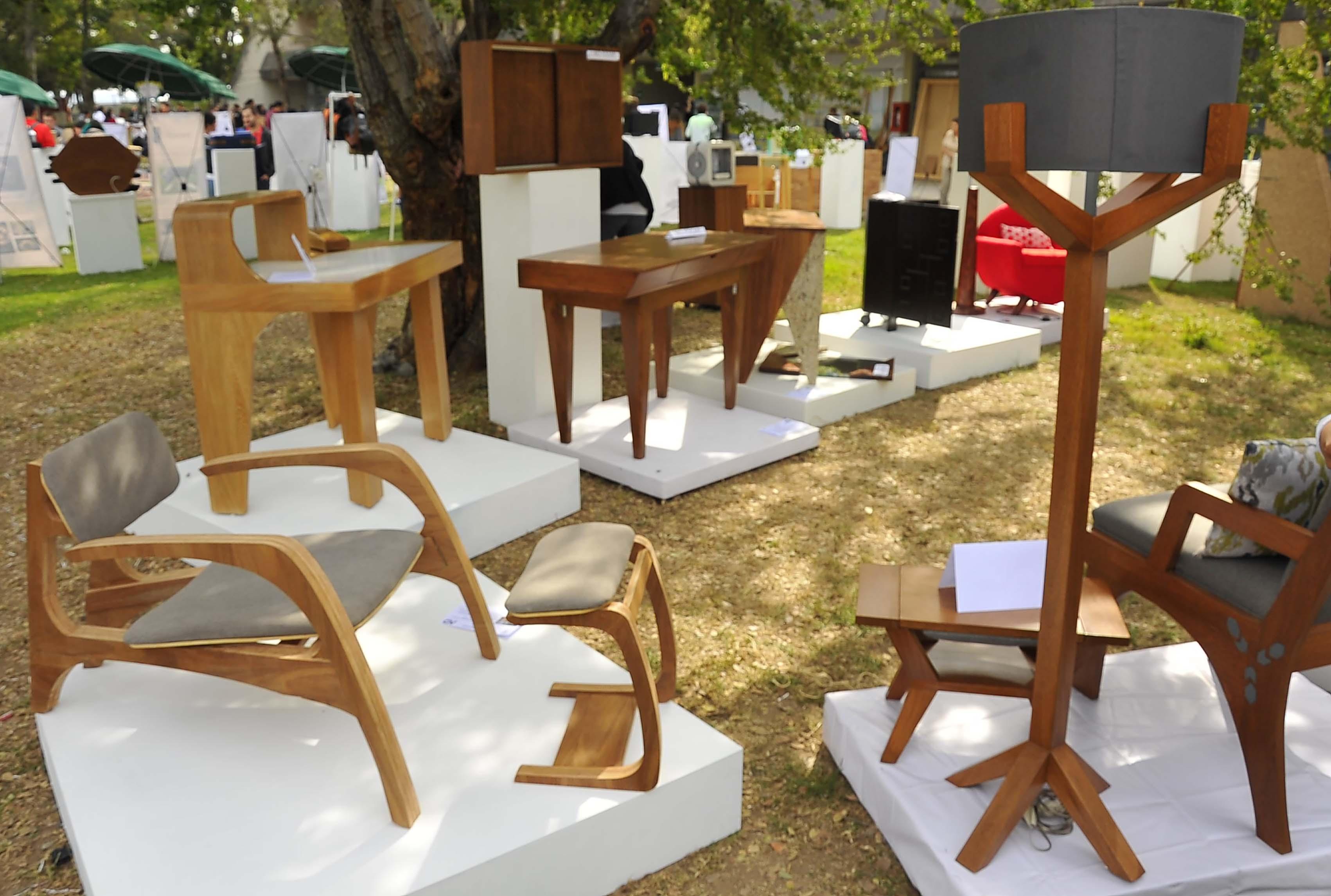 Exhiben alrededor de 400 productos con identidad mexicana - Muebles diseno industrial ...