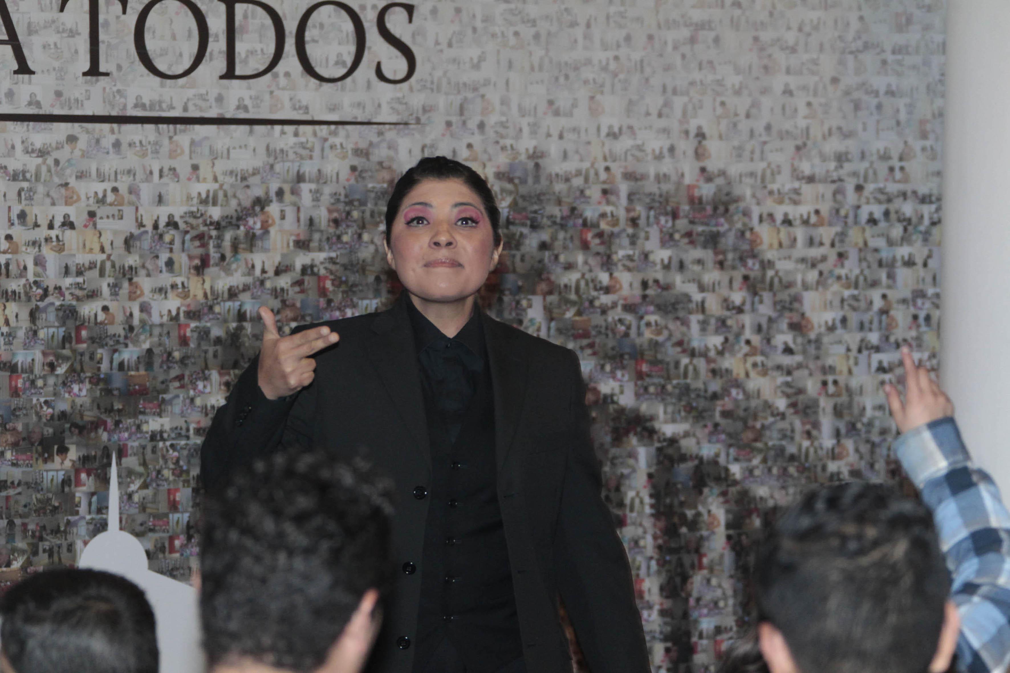 Cuenta Cuentos Isabel Cuevas