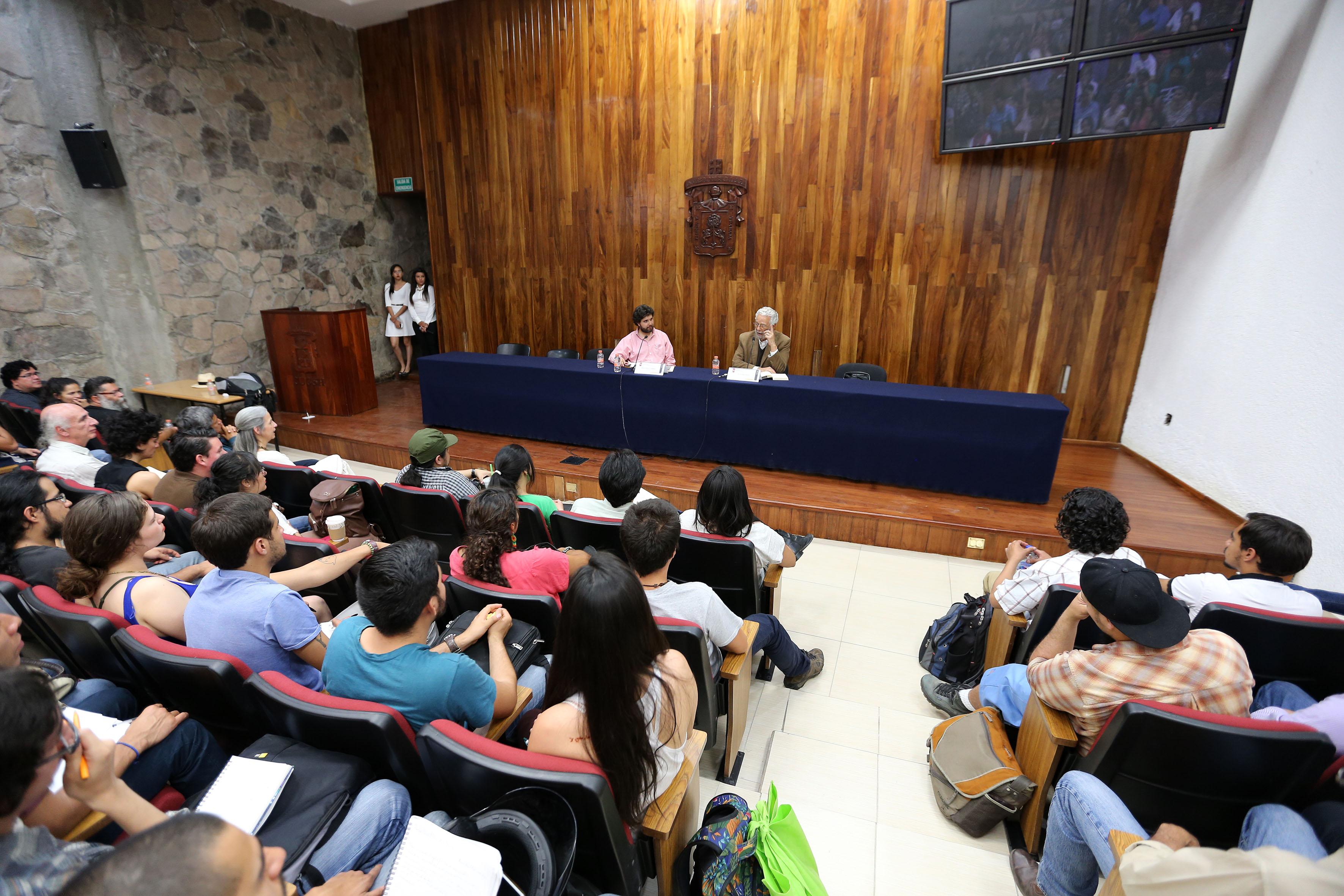 """Conferencia titulada  """"Filosofía y política de la Liberación. Reflexiones sobre el pensamiento de Enrique Dussel"""""""