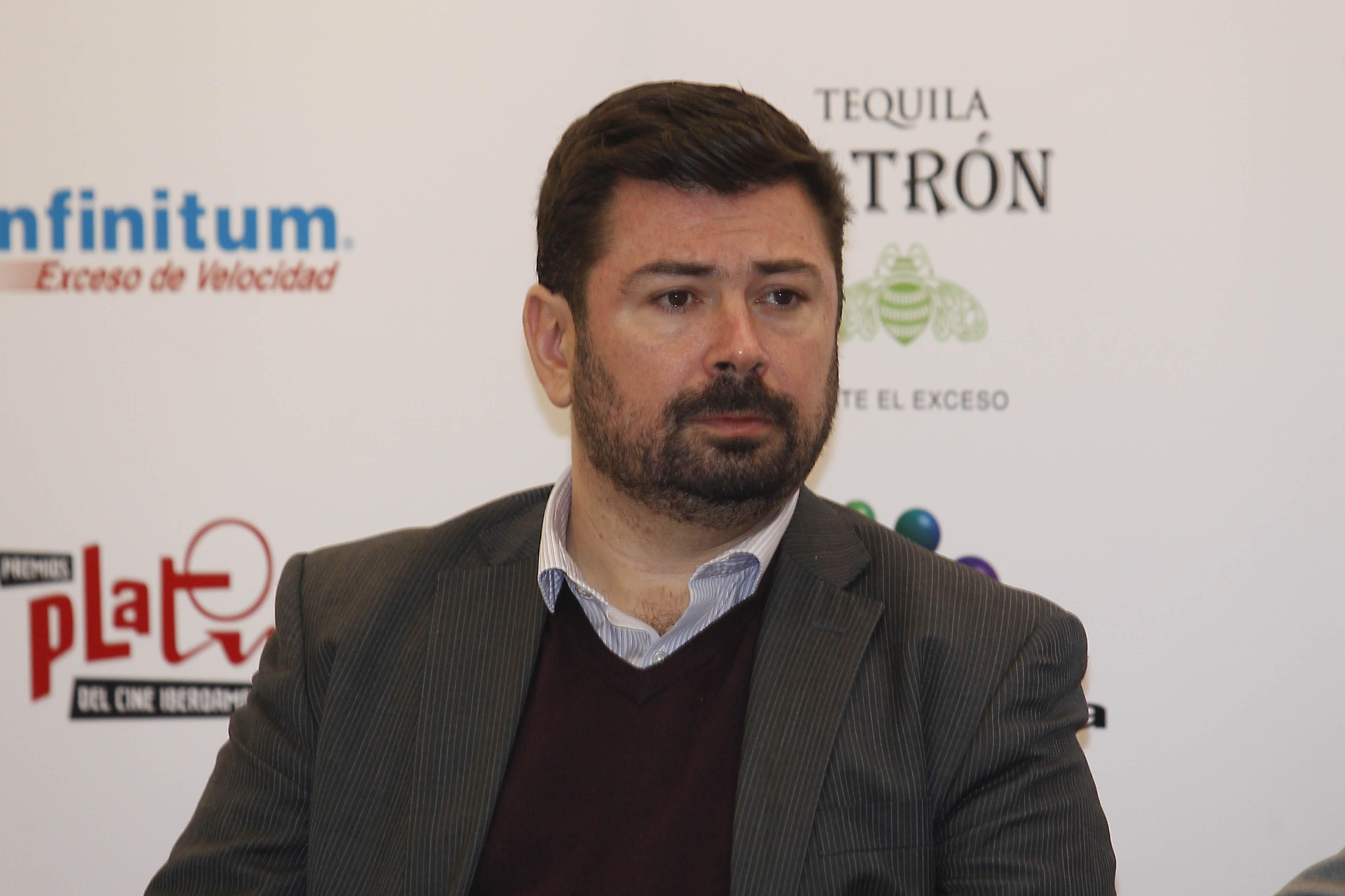 El director de la Comisión de Filmaciones del Estado de Jalisco, maestro  Rodolfo Guzmán Salas