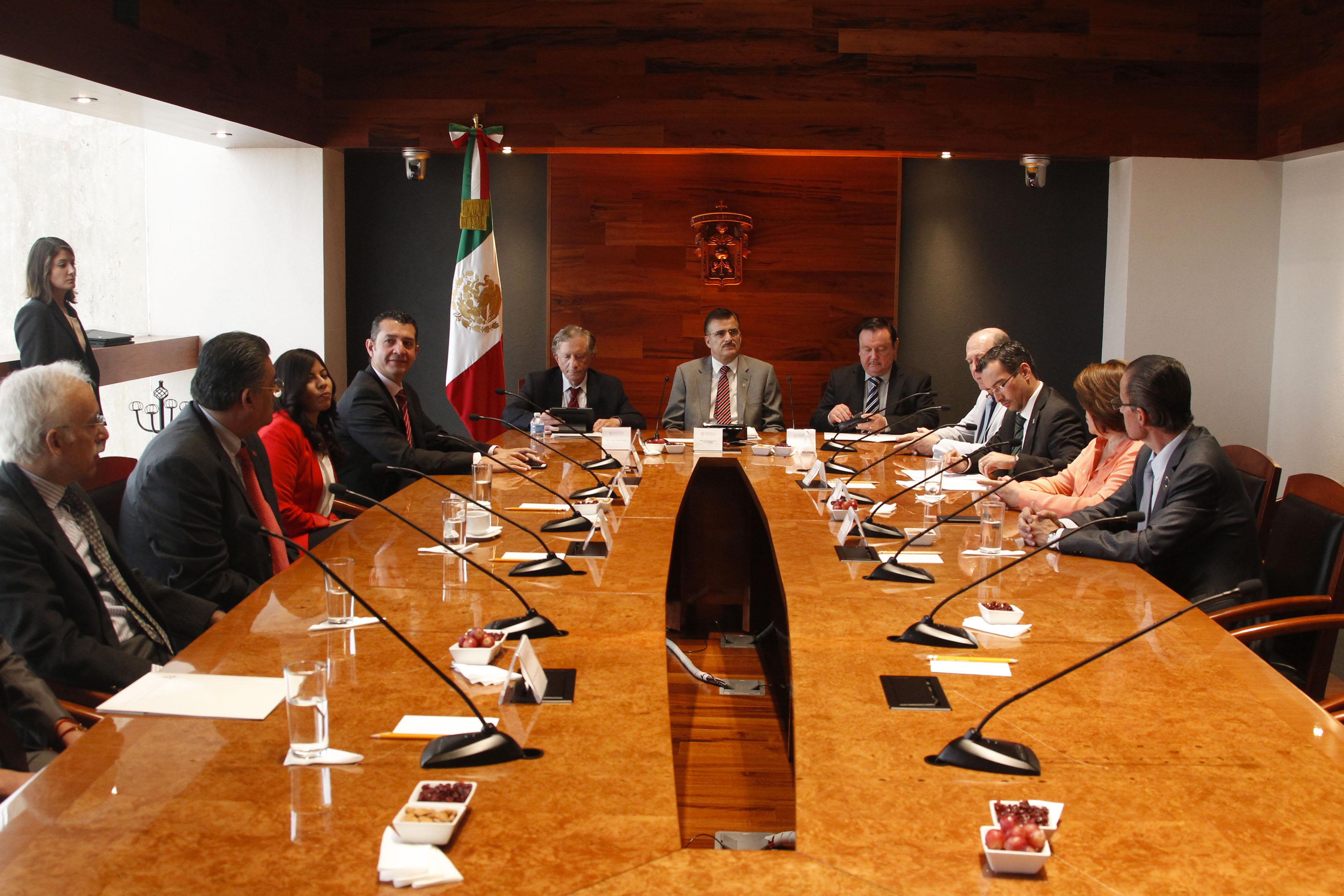 Firma Carta de Intención con la Secretaría de Innovación, Ciencia y Tecnología de Jalisco e Innovation Match MX