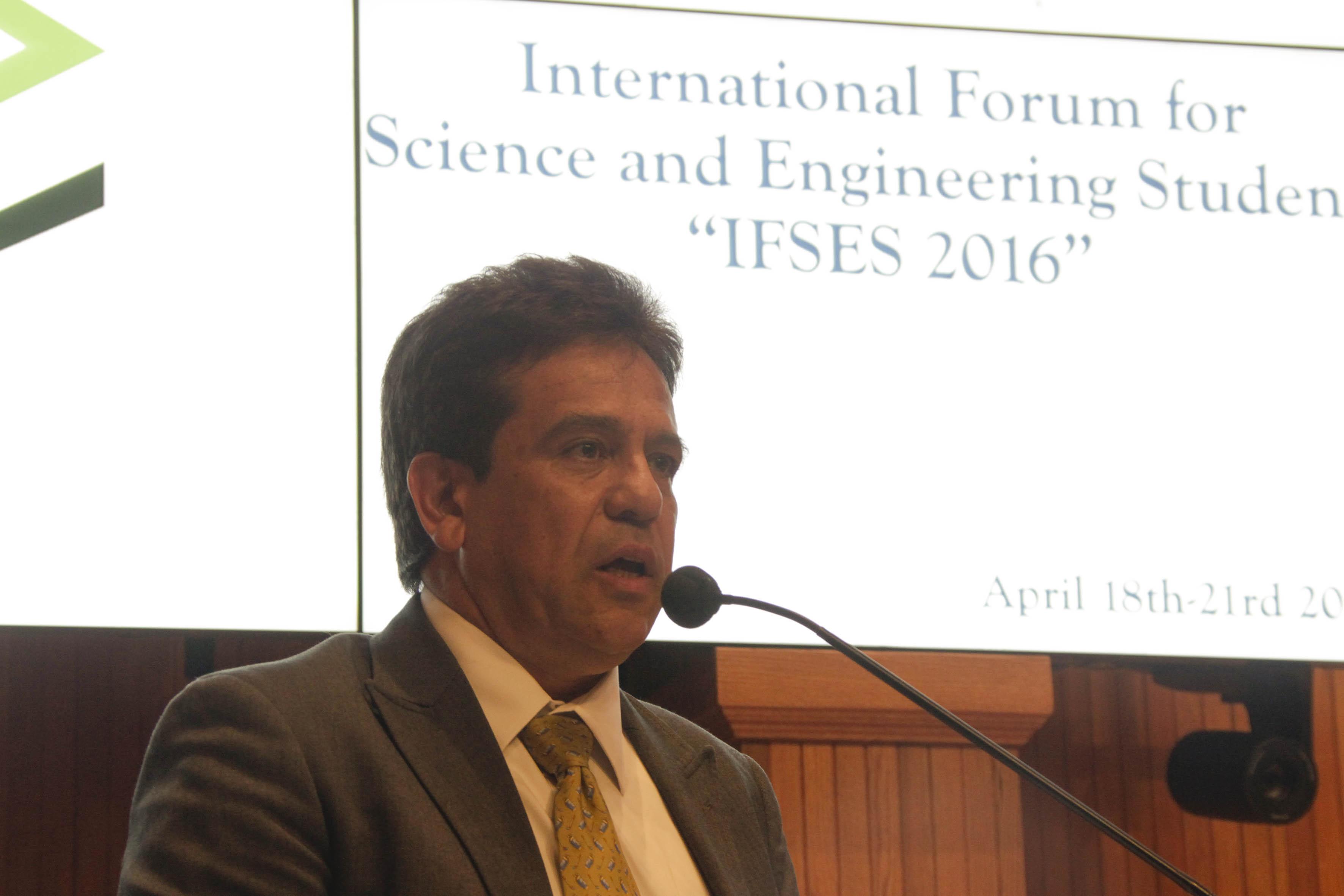 Doctor César Octavio Monzón,