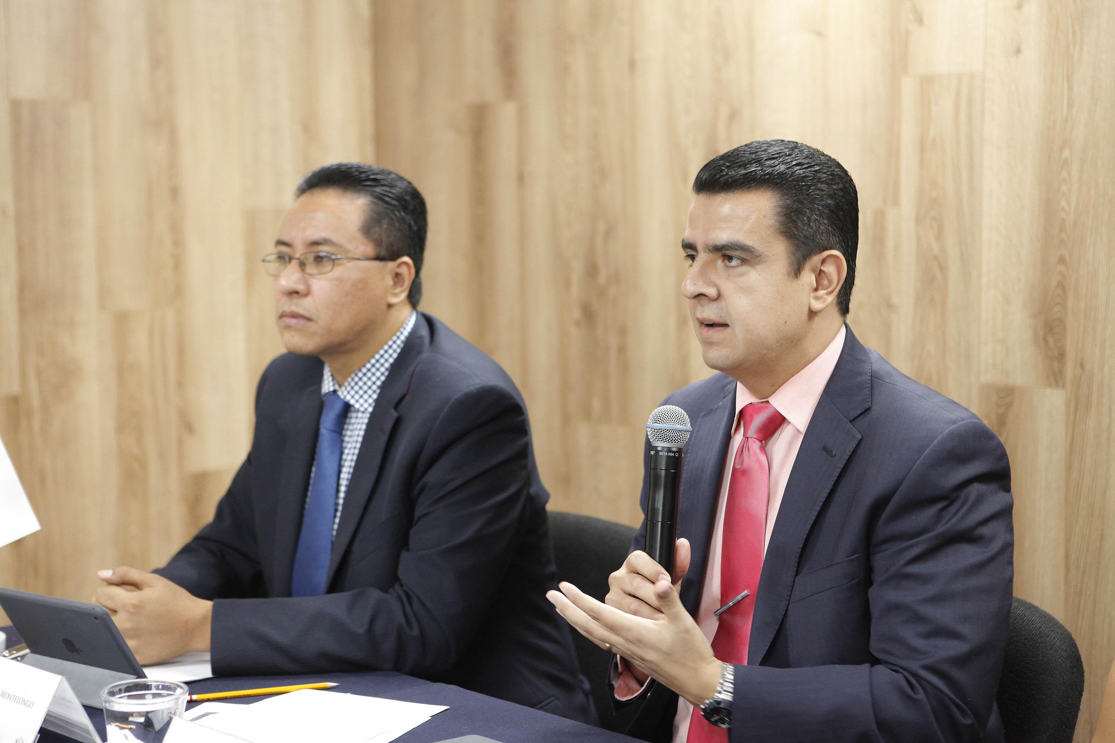 Dr. Luis Alberto Gutiérrez Díaz de León, coordinador general de Tecnologías de Información (CGTI) de la UdeG.