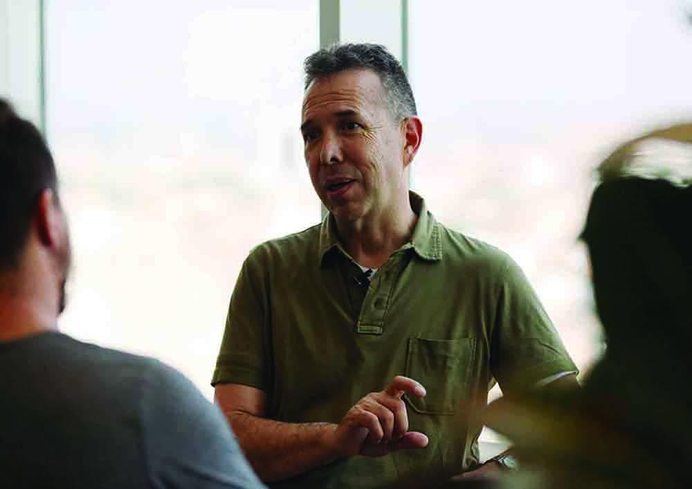 Francisco Peredo Castro, investigador de la Facultad de Ciencias Políticas y Sociales de  de la UNAM