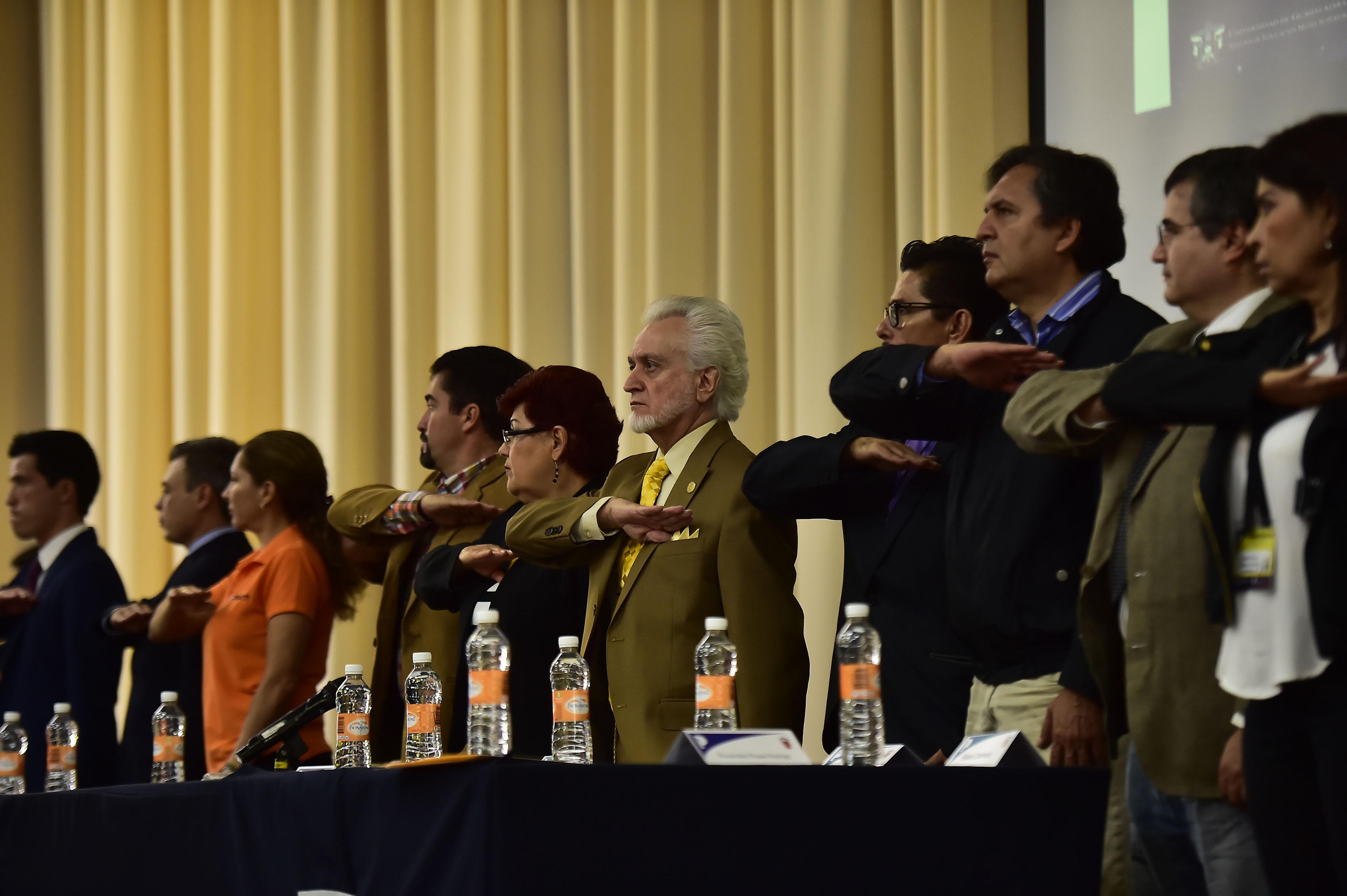Inauguración del XXII Concurso Estatal de Aparatos y Experimentos de Física