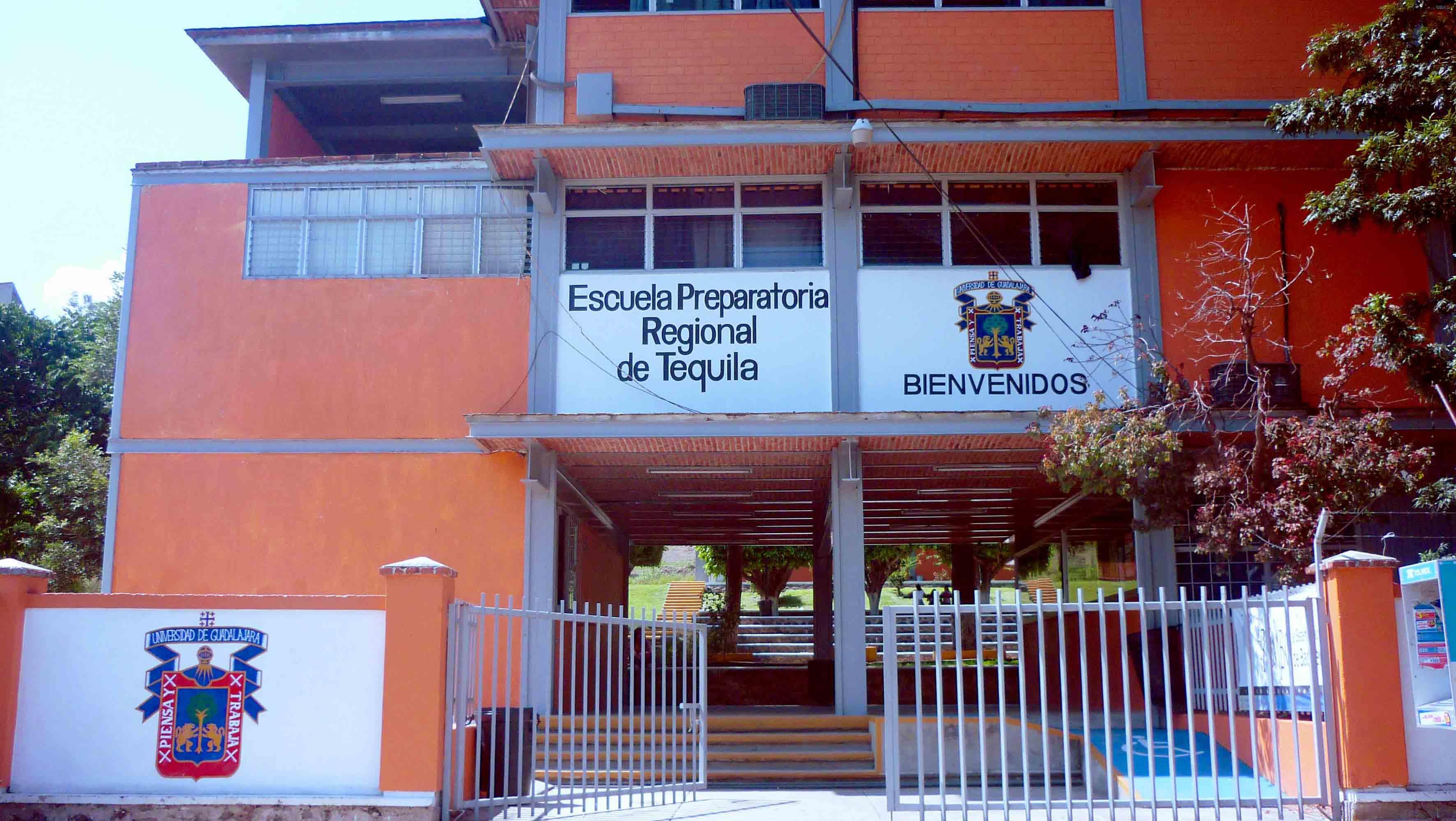 Preparatoria de Tequila de la Universidad de Guadalajara