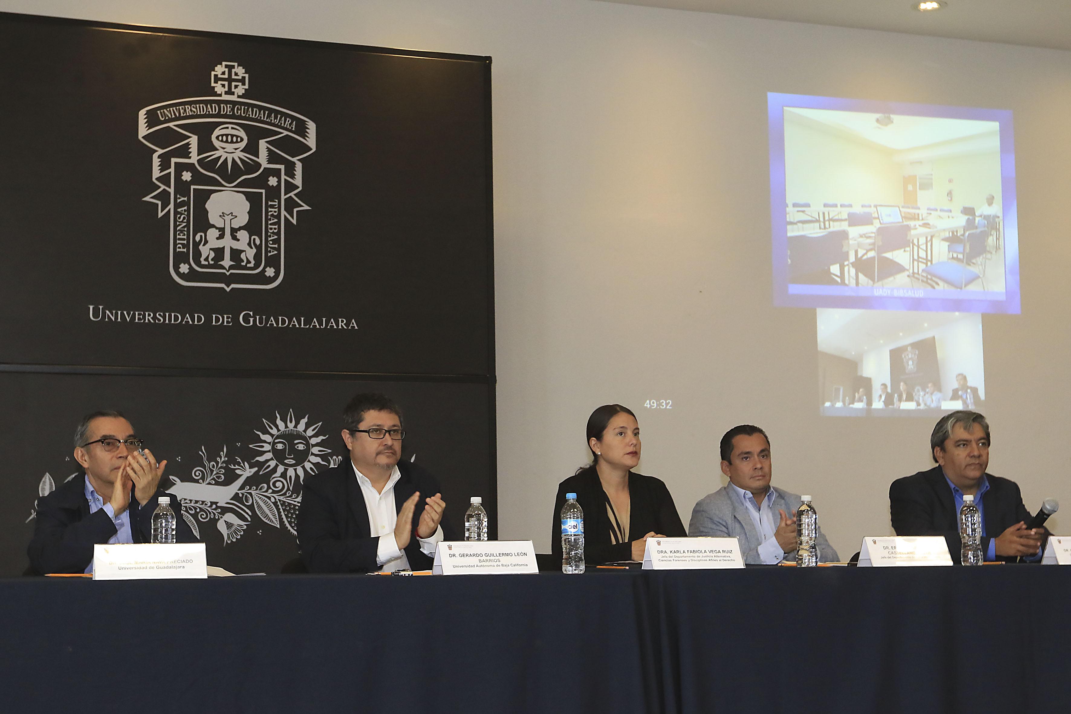 """Autoridades Universitarias en el XIII coloquio """"Jóvenes, educación y tecnologías de la información y la comunicación"""""""