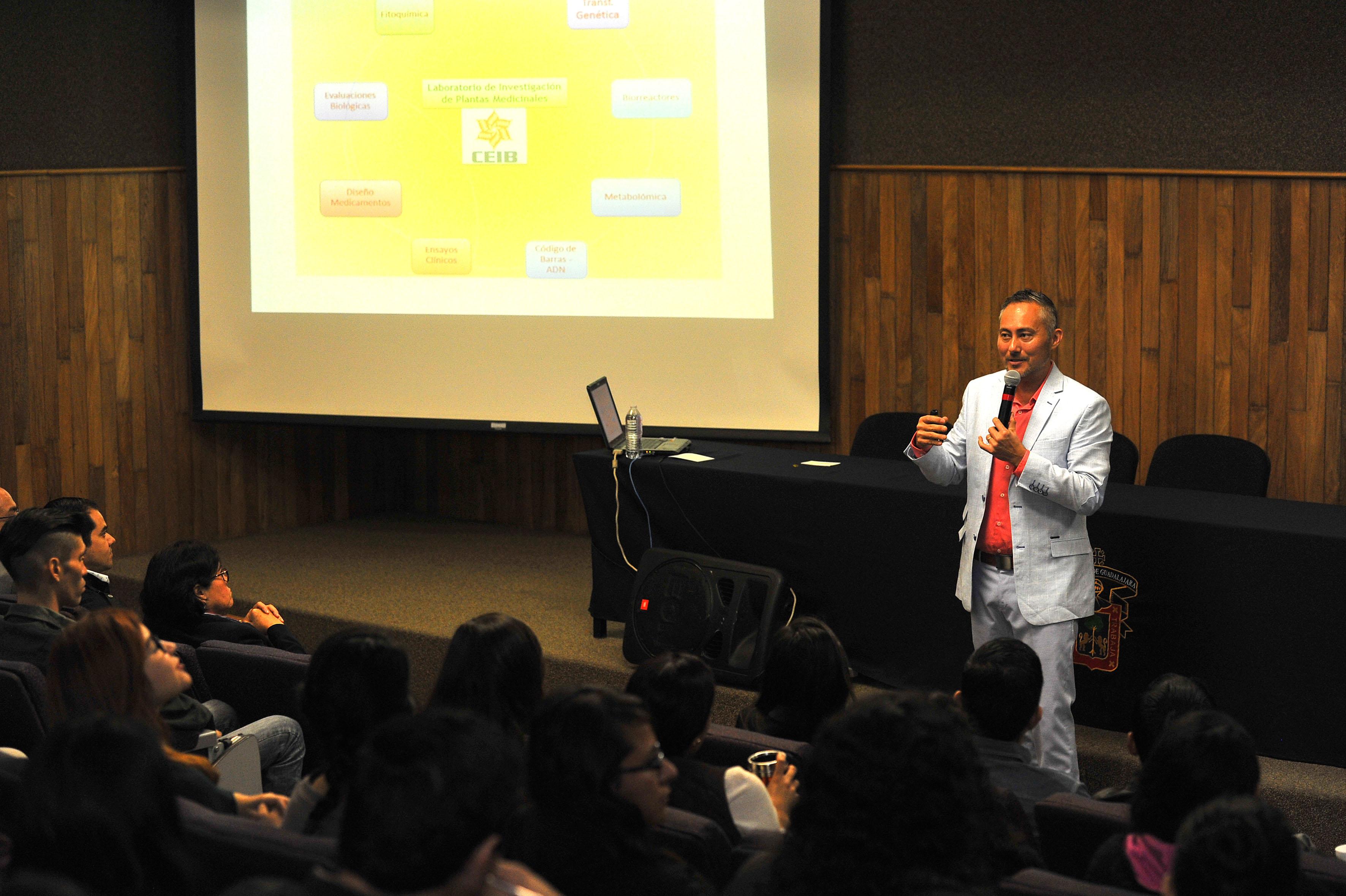 3er Simposio Internacional del Doctorado en Ciencias en Procesos Biotecnológicos, organizado por el Centro Universitario de Ciencias Exactas e Ingenierías (CUCEI)
