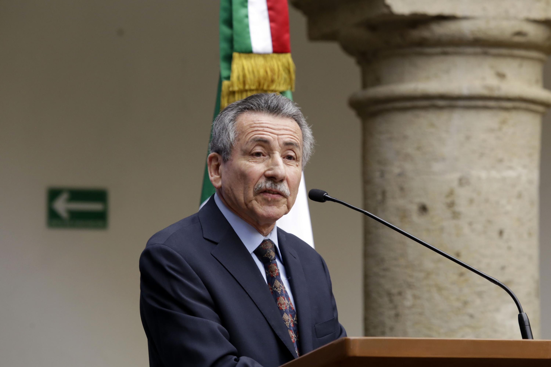Ingeniero Jesús de Dios Sánchez, director número 26 de la Preparatoria de Jalisco en el periodo de 1989 a 2000.