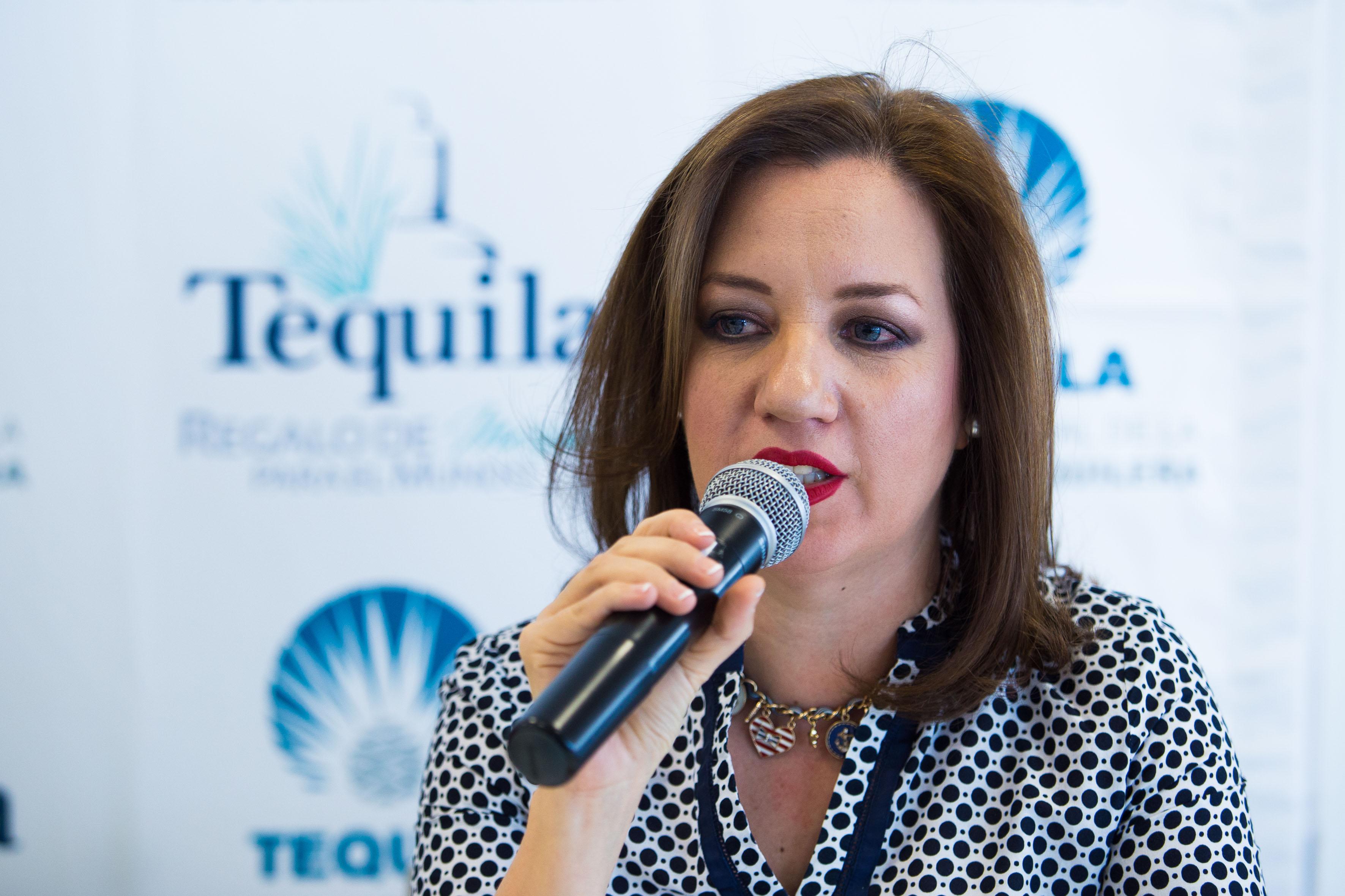 """Rueda de prensa para anunciar el """"4to Festival del Tequila. Regalo de México para el mundo"""""""
