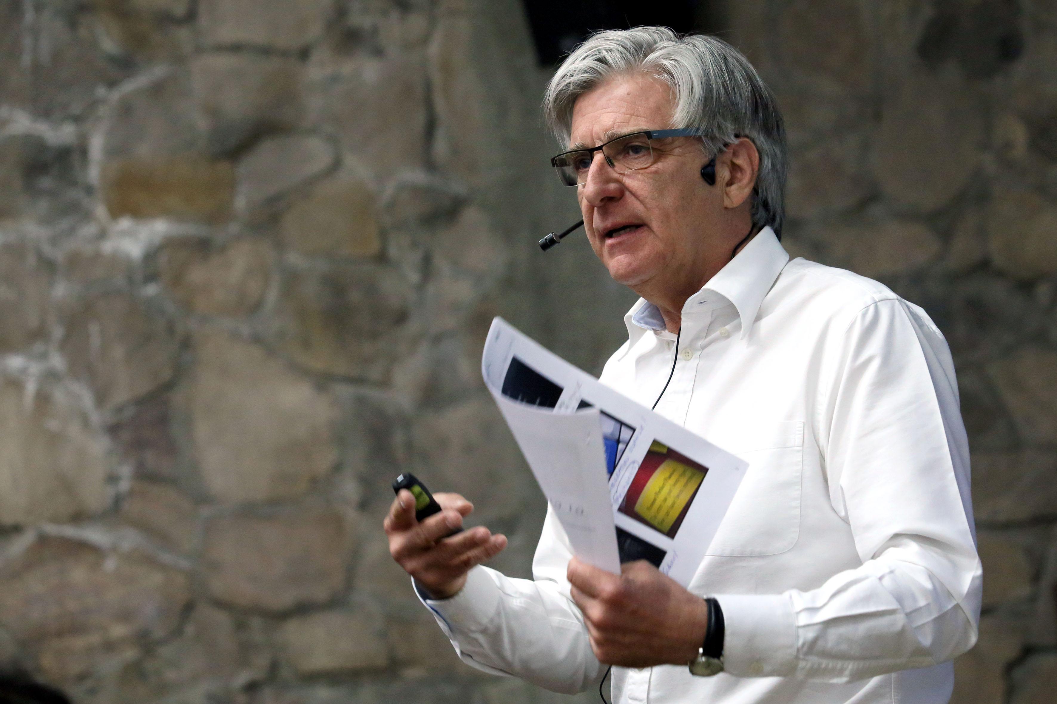 Doctor David Marsh, profesor de la Universidad de Jyväskylä, en Finlandia.