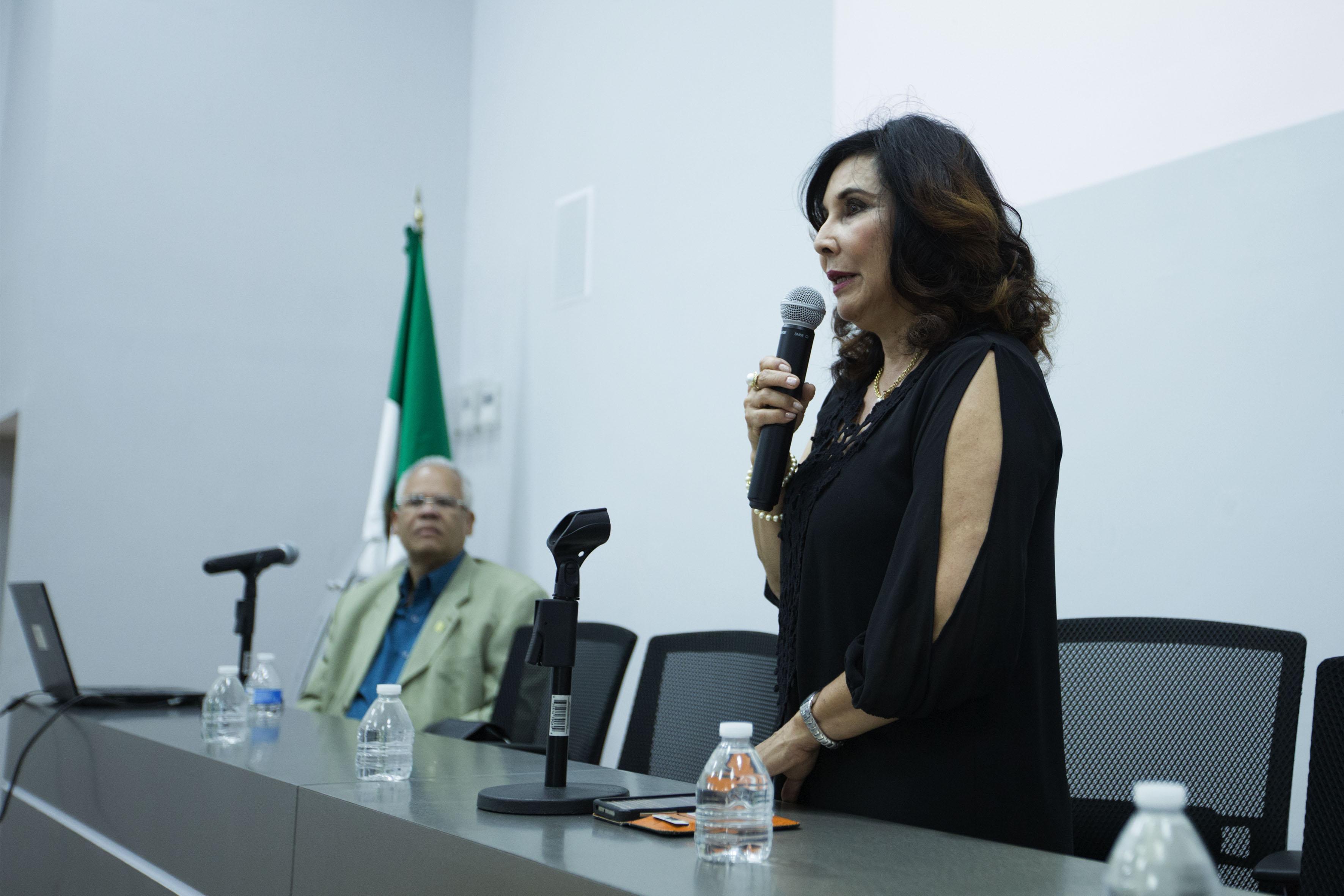 Coordinadora de la maestría en Ergonomía e integrante del Centro de Investigaciones en Ergonomía del CUAAD, Lilia Roselia Prado León