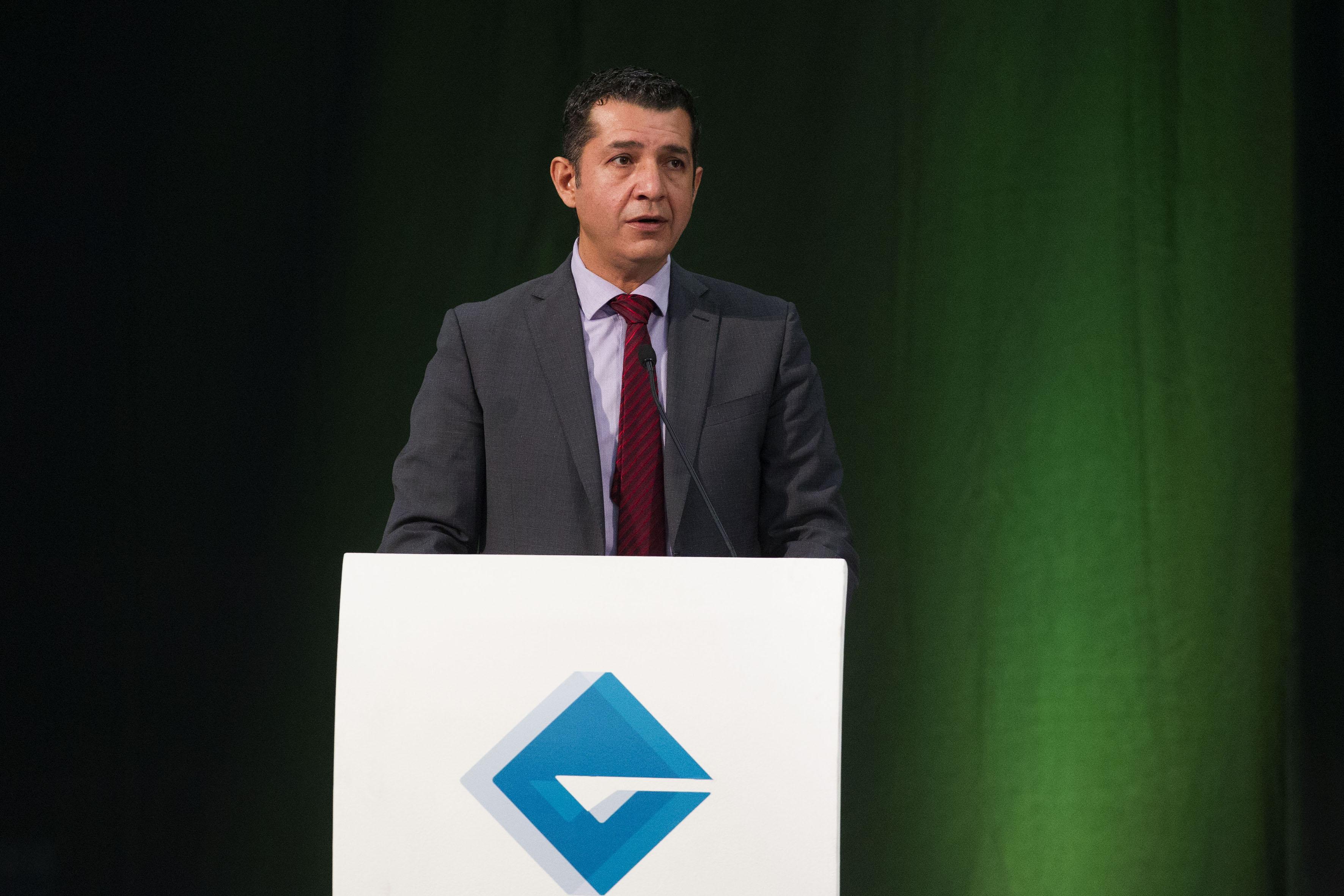 Mtro. Edwin Alfredo Bello Ramírez director del Sistema Corporativo Proulex Comlex