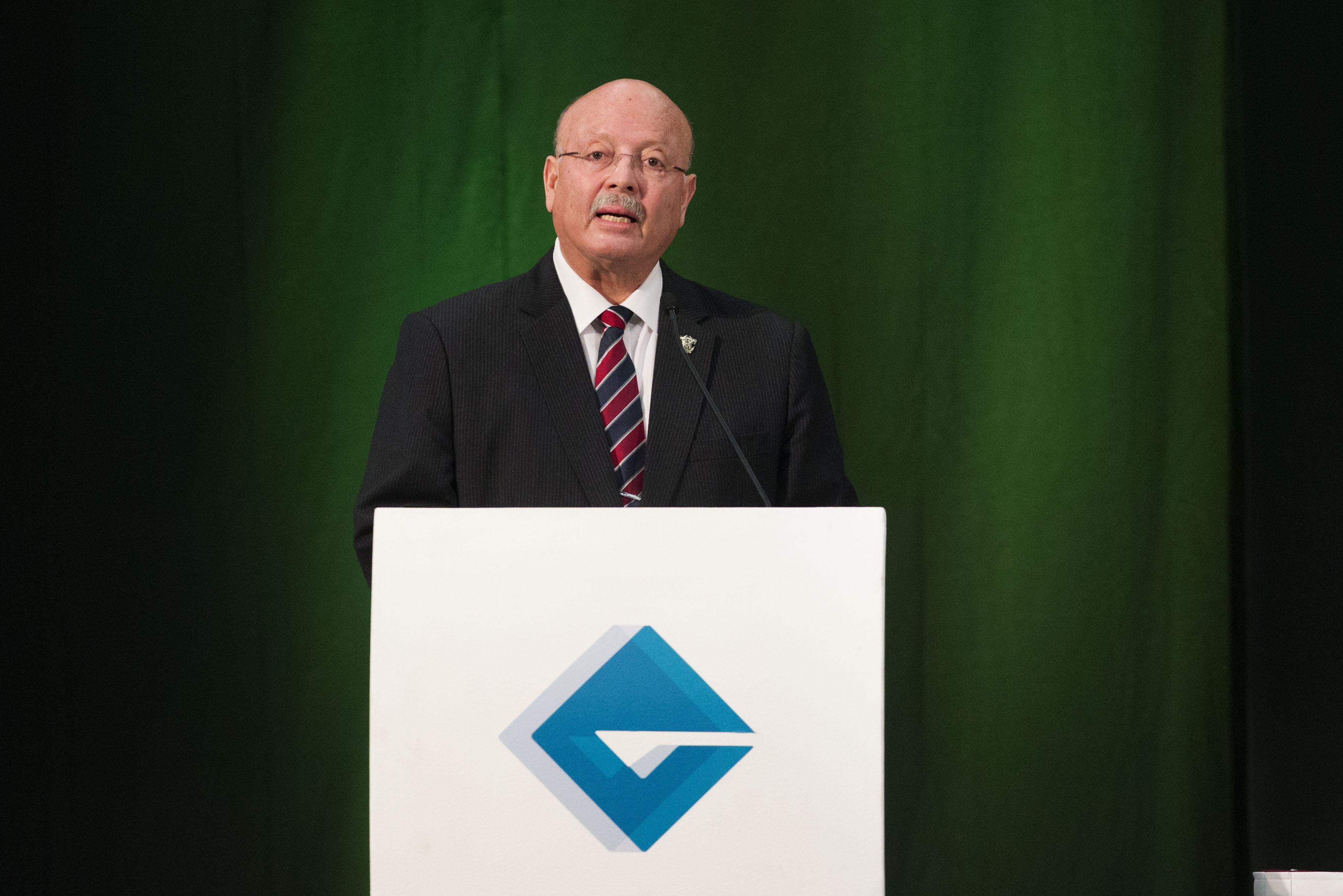 Dr. Juan Eulogio Guerra Liera  Rector de la UAS