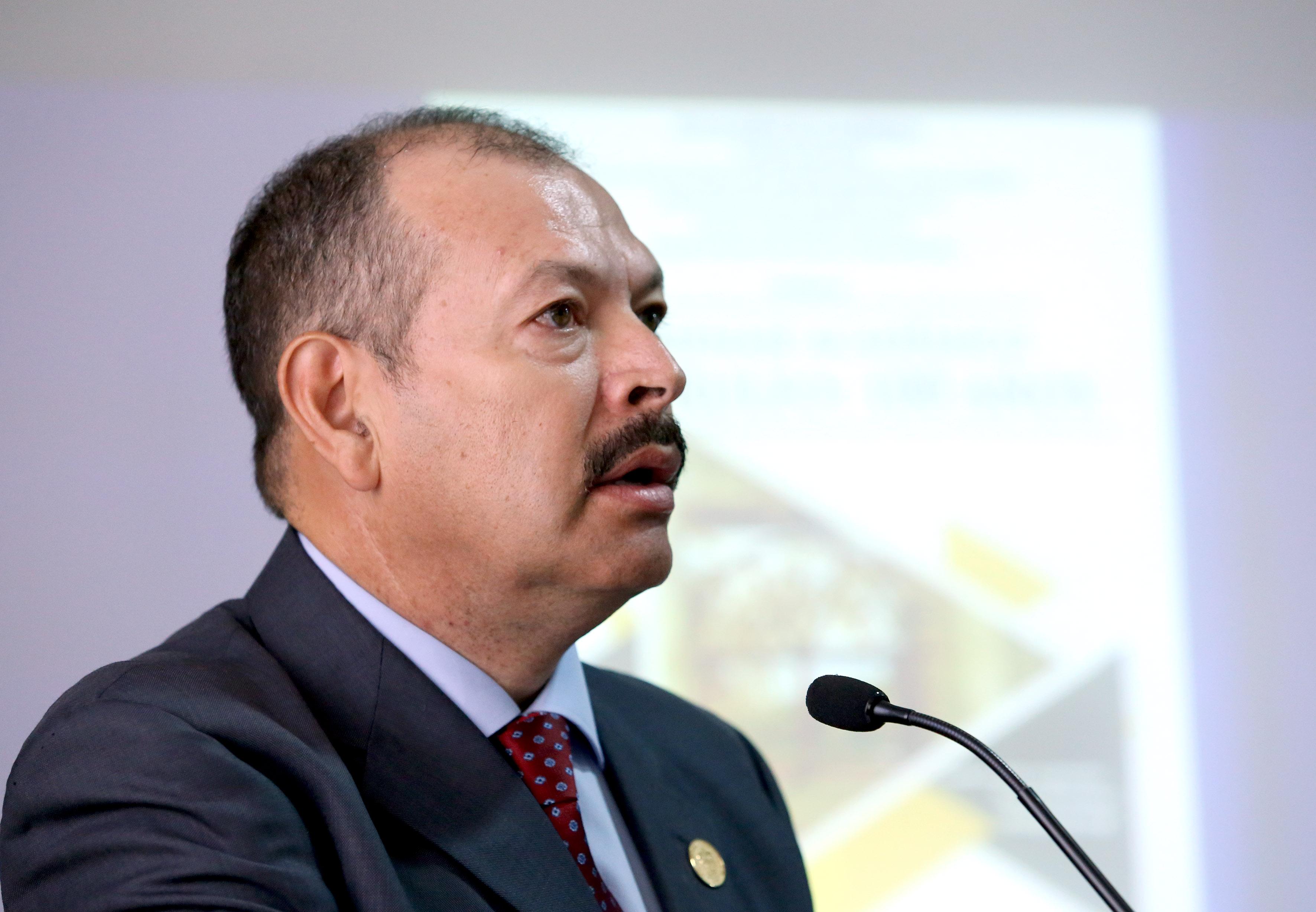 David Carbajal López, jefe del Departamento de Historia