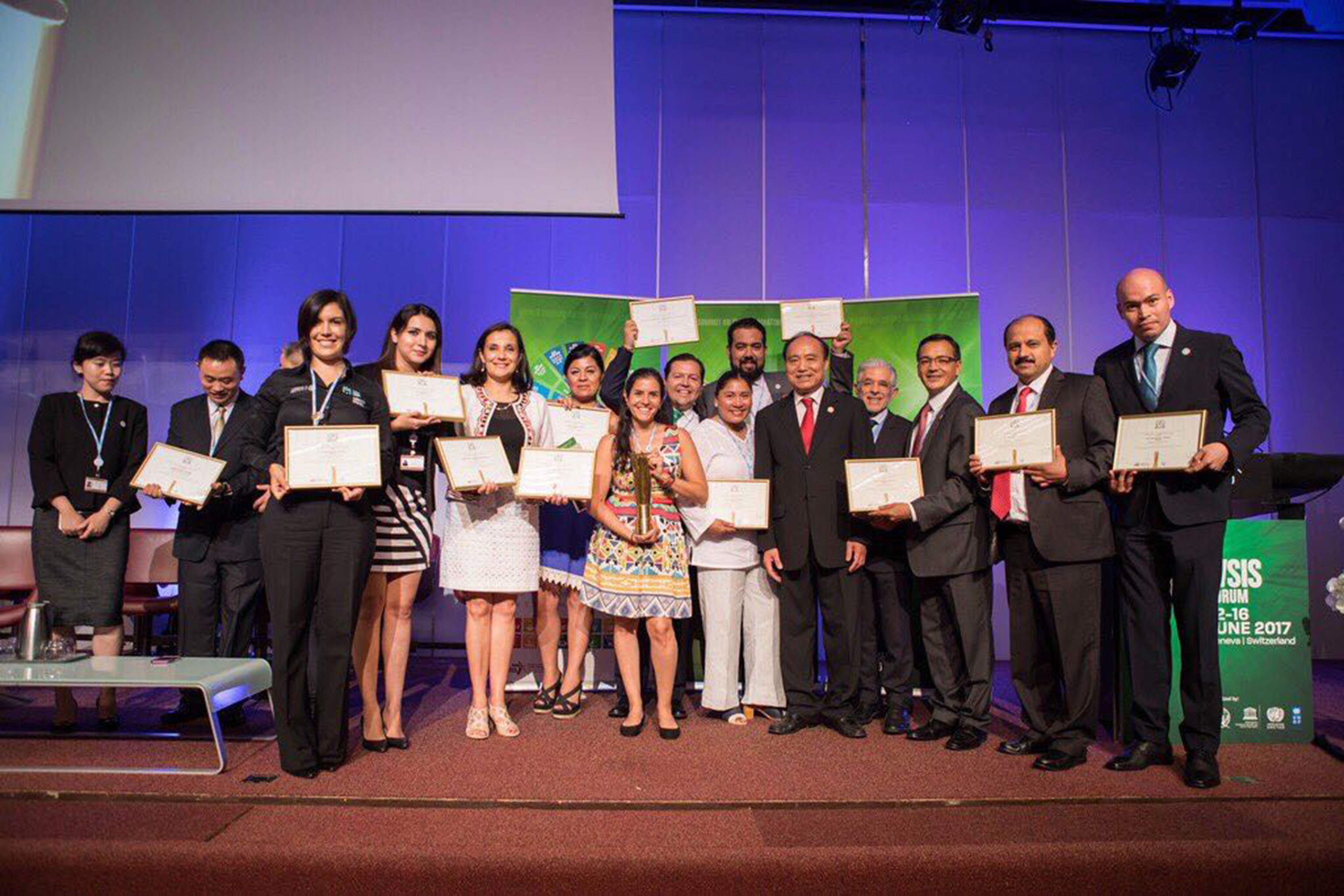 """Programa """"Puntos México Conectado"""" gana premio WSIS 2017 ..."""